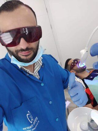 הלבנת שיניים - מרפאת העמקים