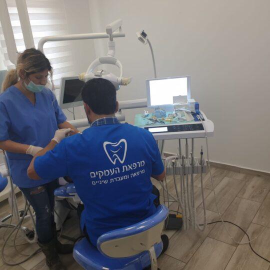 מרפאת העמקים-טיפולי שיניים